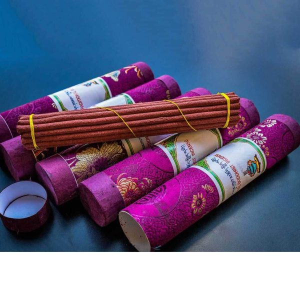 Traditional Buddhist Incense