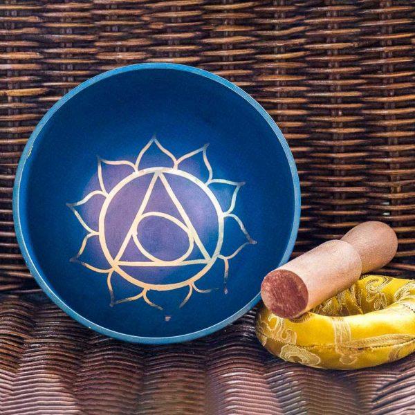 chakra bowls, singing bowls