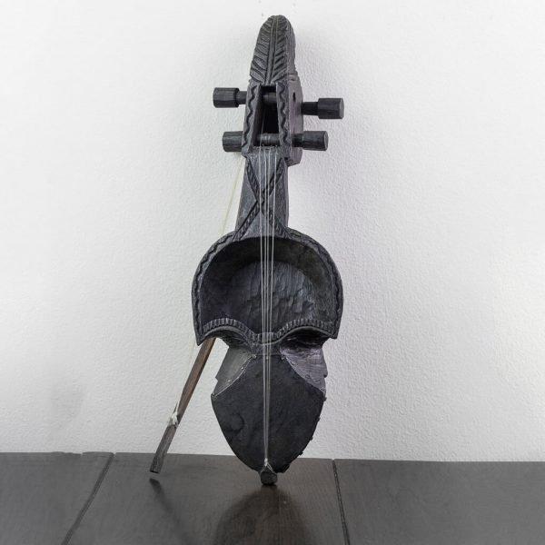 14 inch sarangi - sarangi - nepali sarangi- nepali traditional musical instrument - traditional sarangi handmade sarangi - stylist sarangi - thamelshop - decor item - nepali decor product - sarangi australia - nepali handmade sarangi - handmade original sarangi