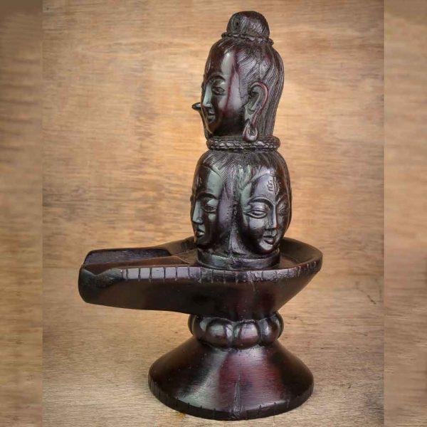 Shiva on Shiva Statue