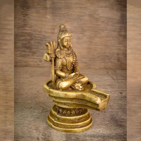 Small Mandala Shiva Statue
