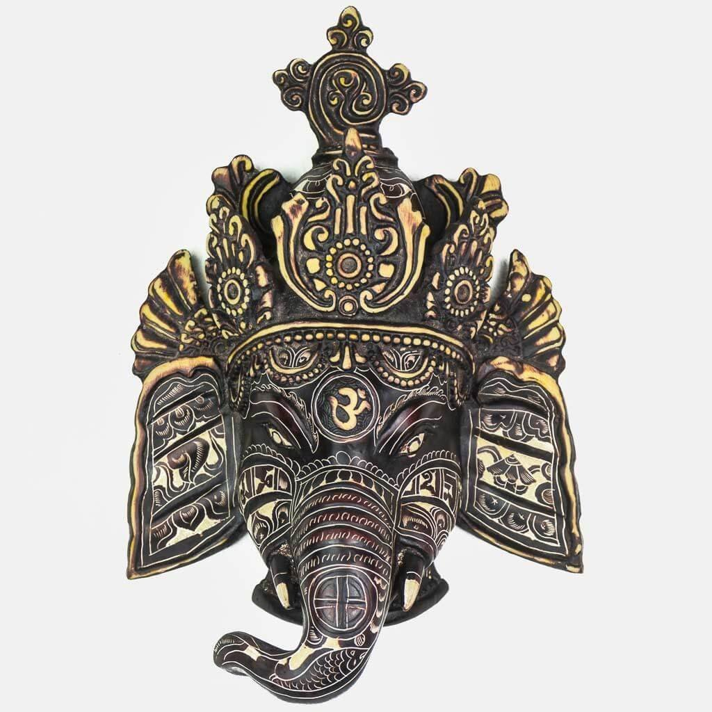 Trunk Ganesh Wall Hanging
