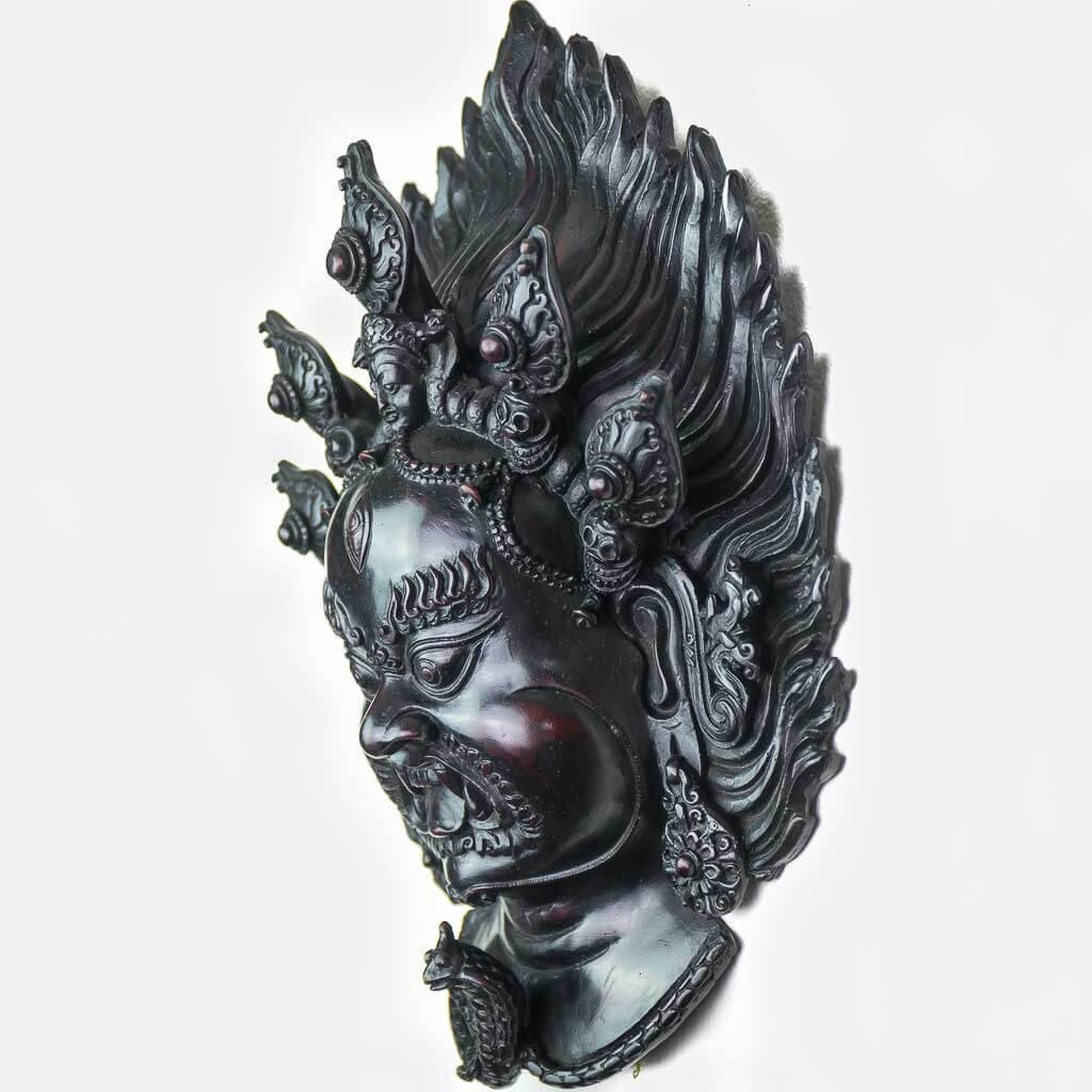 Antique Bhairav Wall Hanging