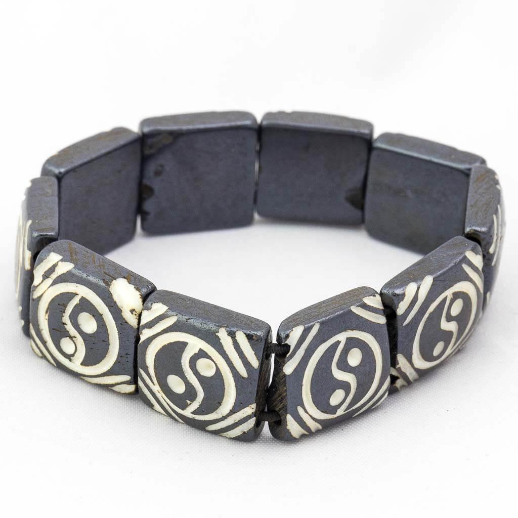 Yin Yang Elastic Bracelet
