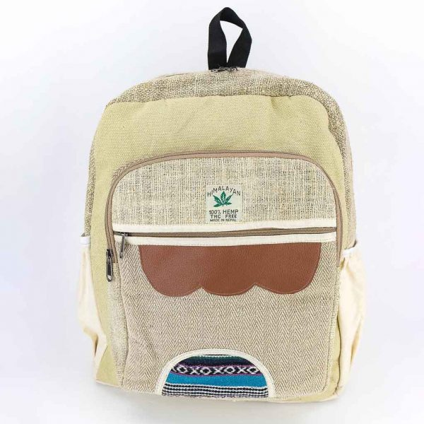 Hemp Backpack - HB75020