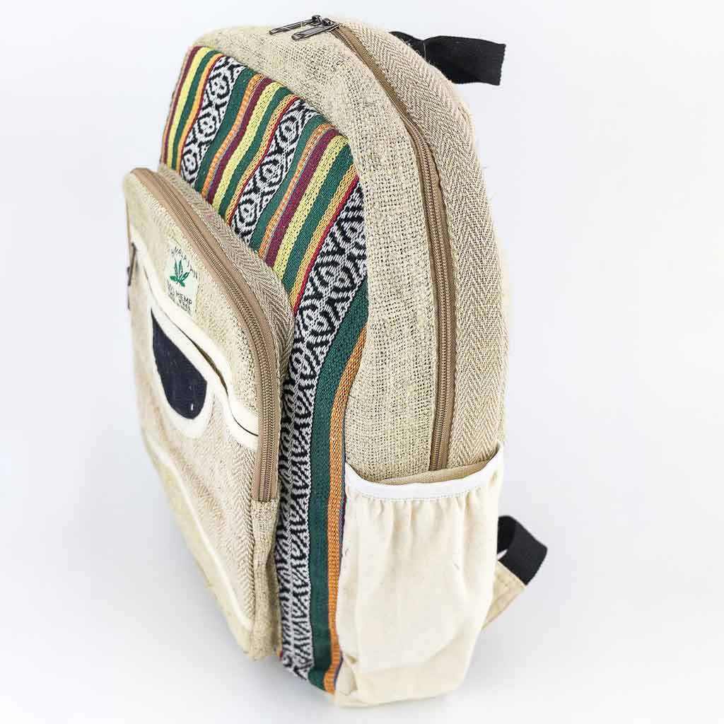 Hemp Backpack - HB75008