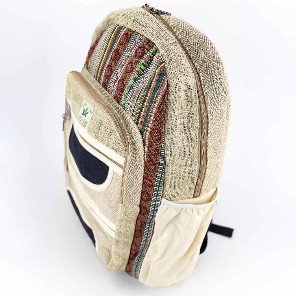 Hemp Backpack - HB75009