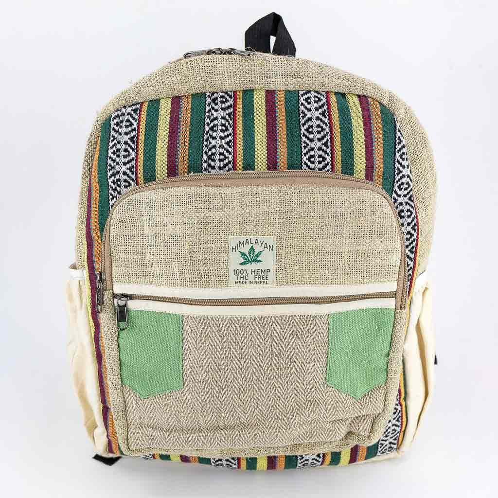 Hemp Backpack - HB75012