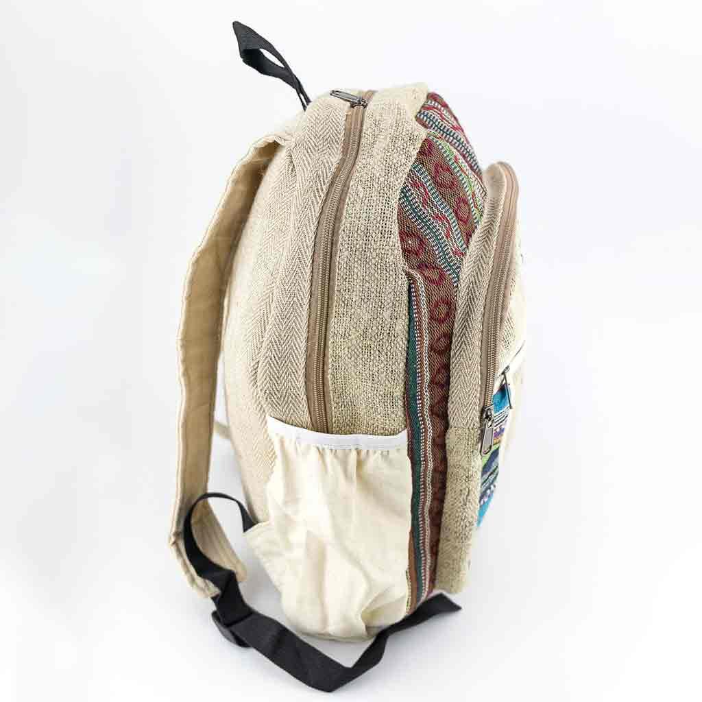 Hemp Backpack - HB75002