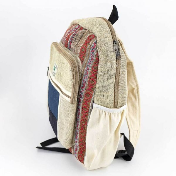 Hemp Backpack - HB75013