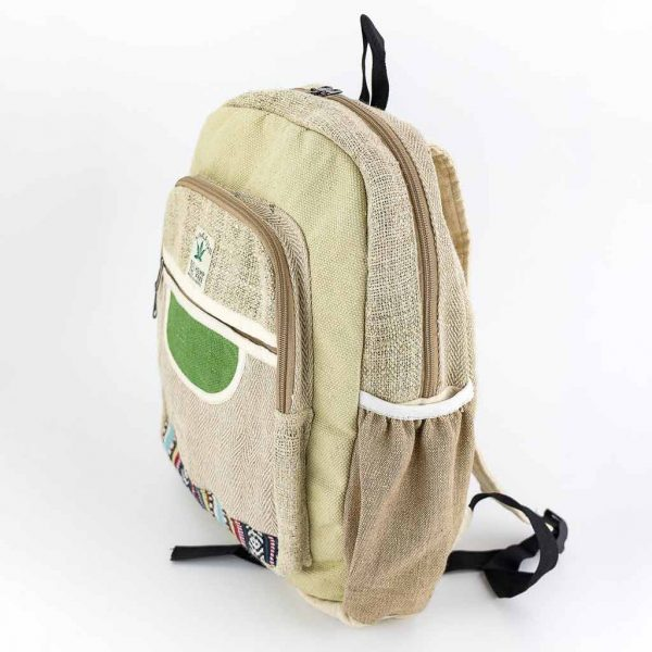Hemp Backpack - HB75014
