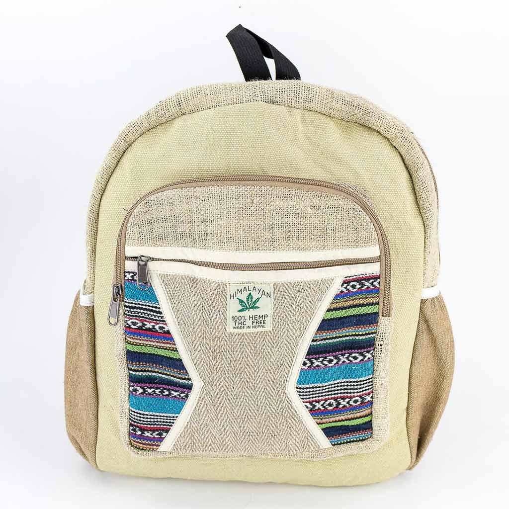 Hemp Backpack - HB75015