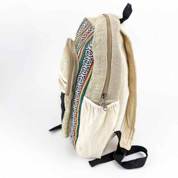 Hemp Backpack - HB75016