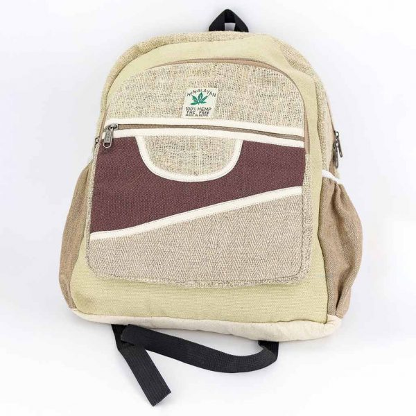 Hemp Backpack - HB75018