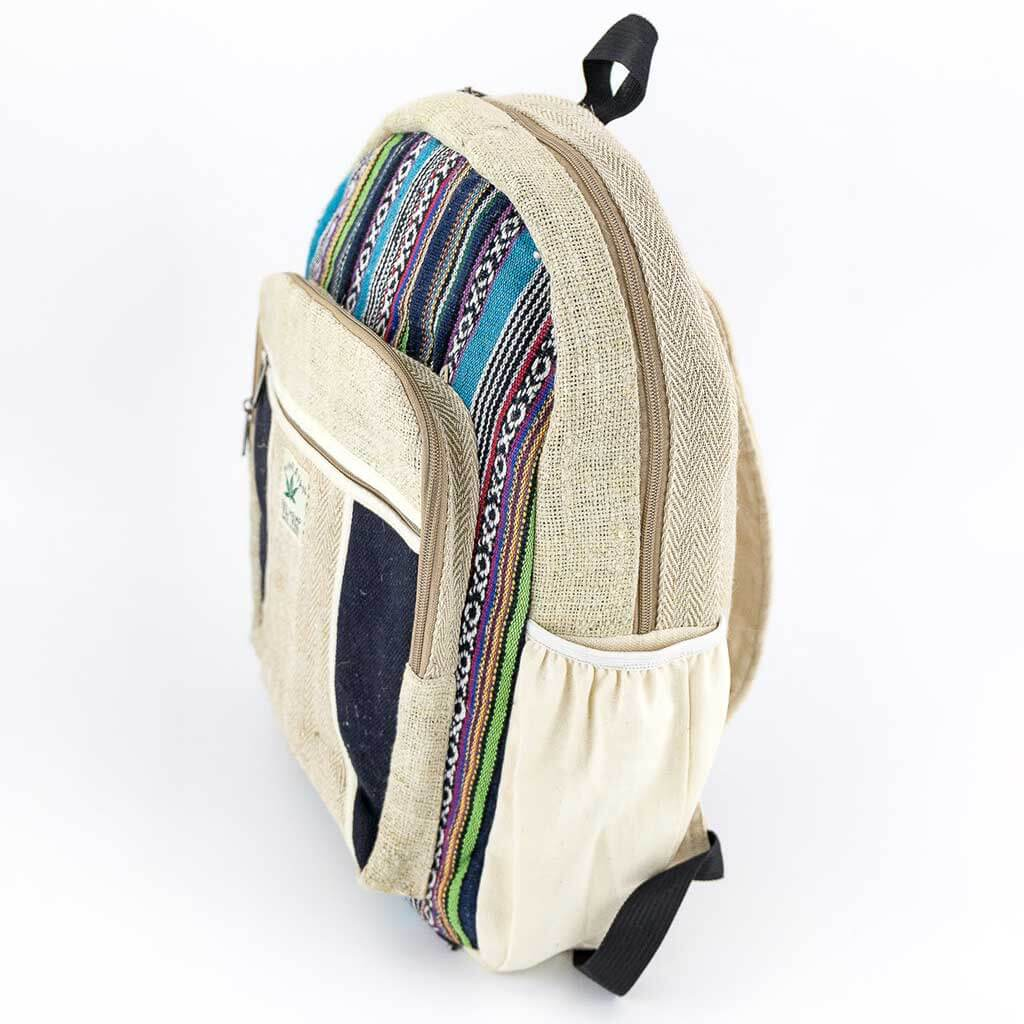 Hemp Backpack - HB75021