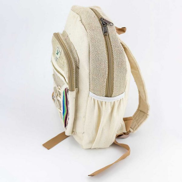 Hemp Backpack - HB75023