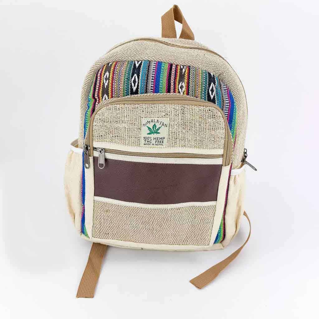 Hemp Backpack - HB75024