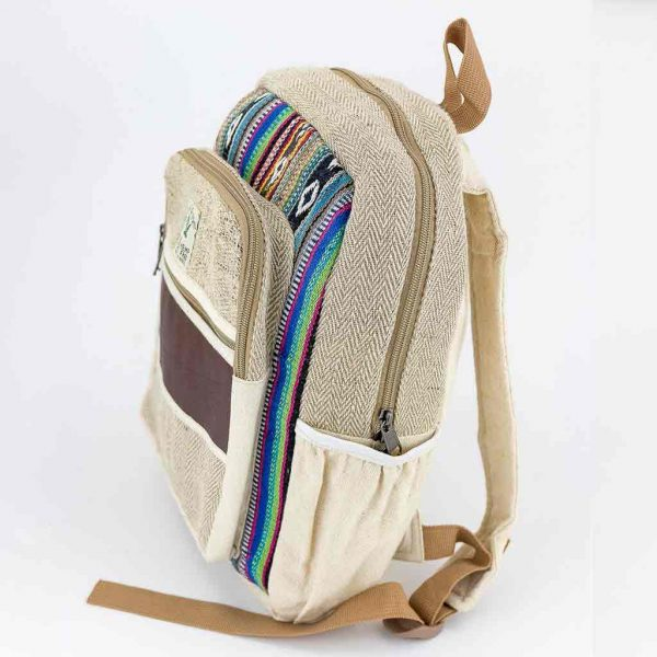 Hemp Backpack - HB75024