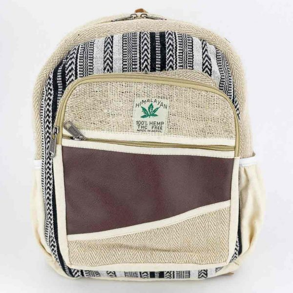 Hemp Backpack - HB75025