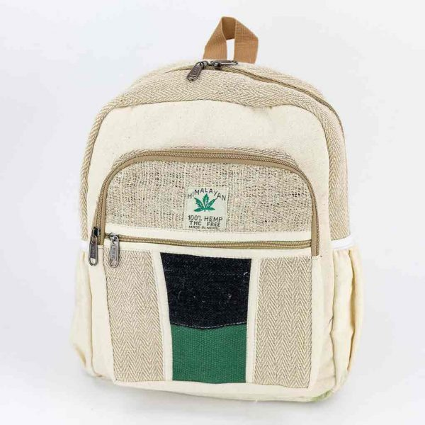 Hemp Backpack - HB75026