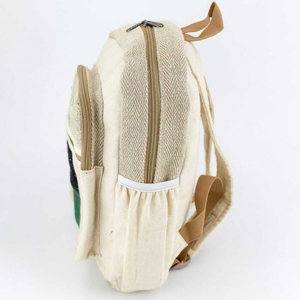 Hemp Backpack - HB75026