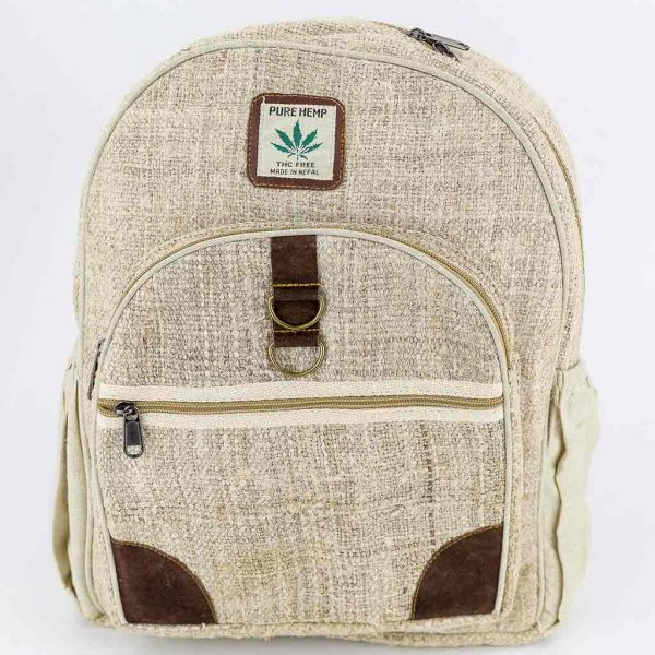 Hemp Backpack - HB75027
