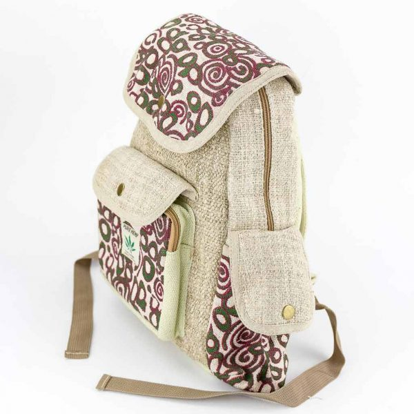 Hemp Backpack - HB75028