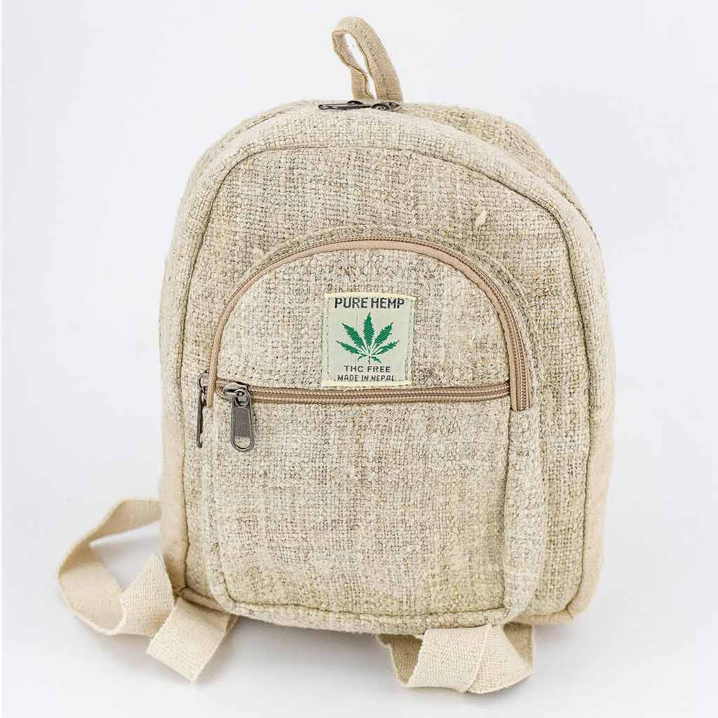 Hemp Backpack - HB75029