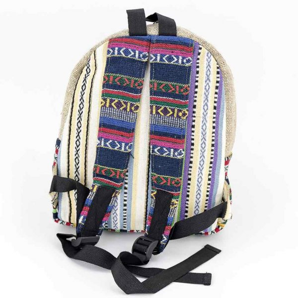 Hemp Backpack - HB75030
