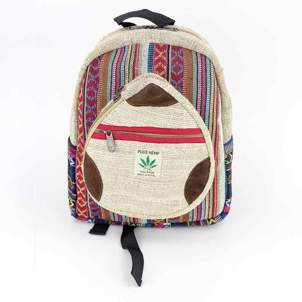 Hemp Backpack - HB75031
