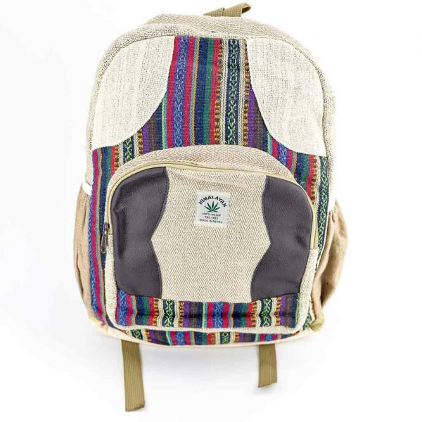 Hemp Backpack - HB75004