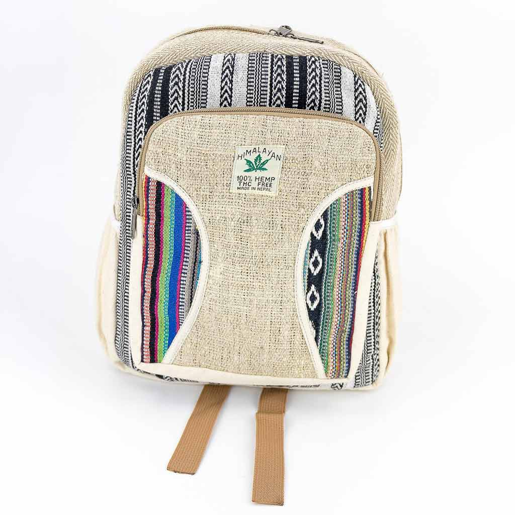 Hemp Backpack - HB75022