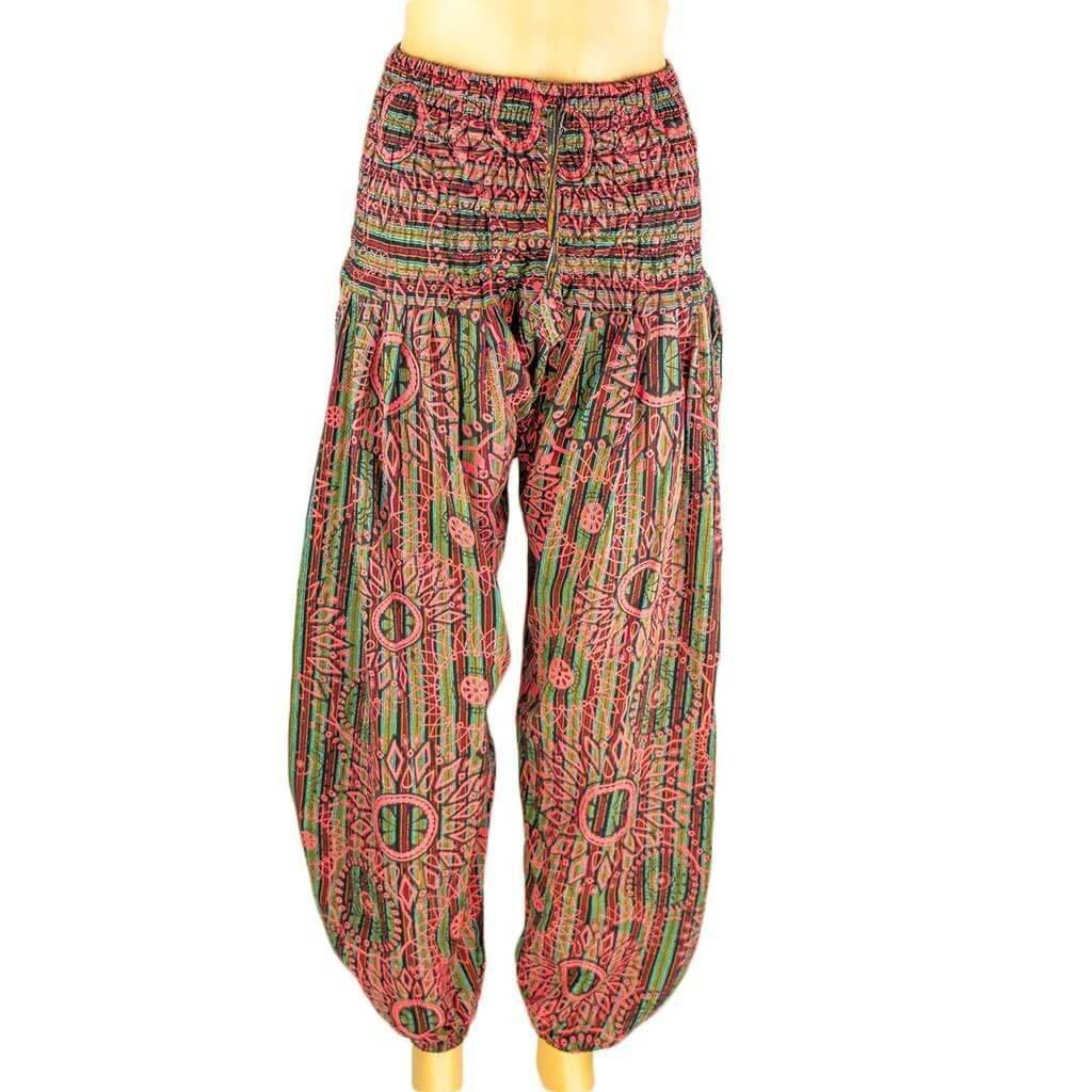 12 printed gypsy pant