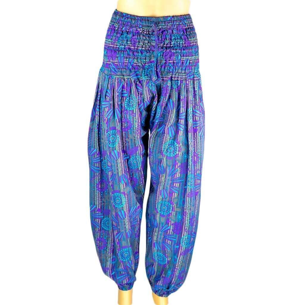 14 printed gypsy pant