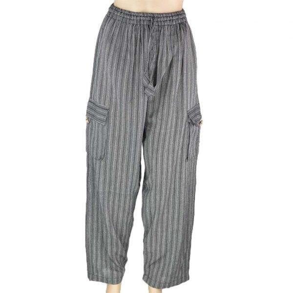 thamelshop-striped-box-pant-black-unisex-nepali-clothing-in-australia-hippie-fashion