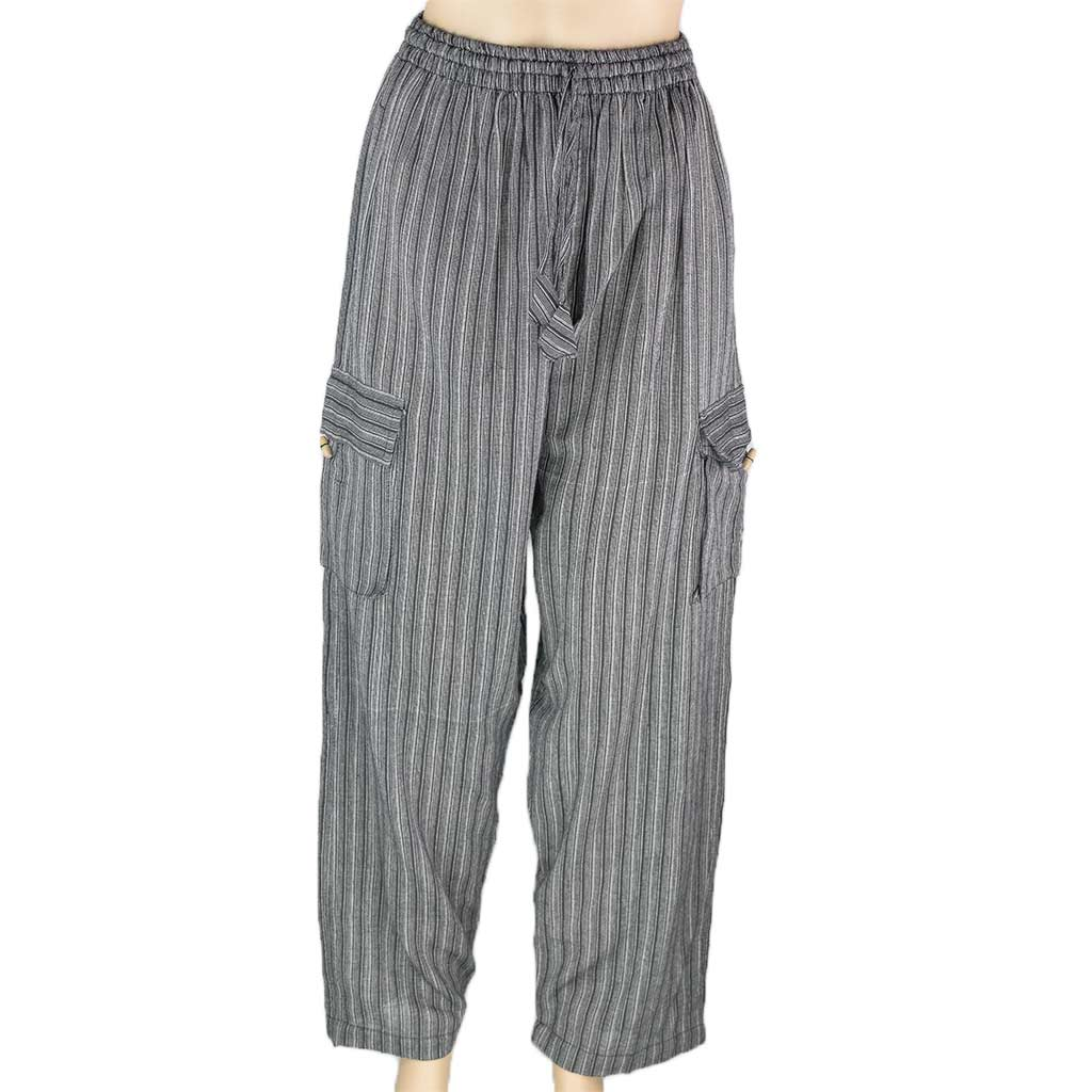thamelshop-striped-box-pant-black-unisex-nepali-clothing-in-australia-hippie-fashion