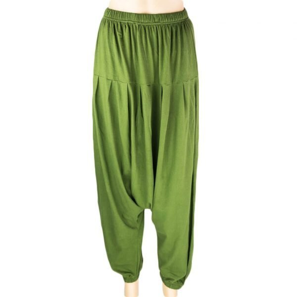 thamels-shop-drop-crotch-harem-pant-green-best-cheap-hippie-nepal-clothing-australia