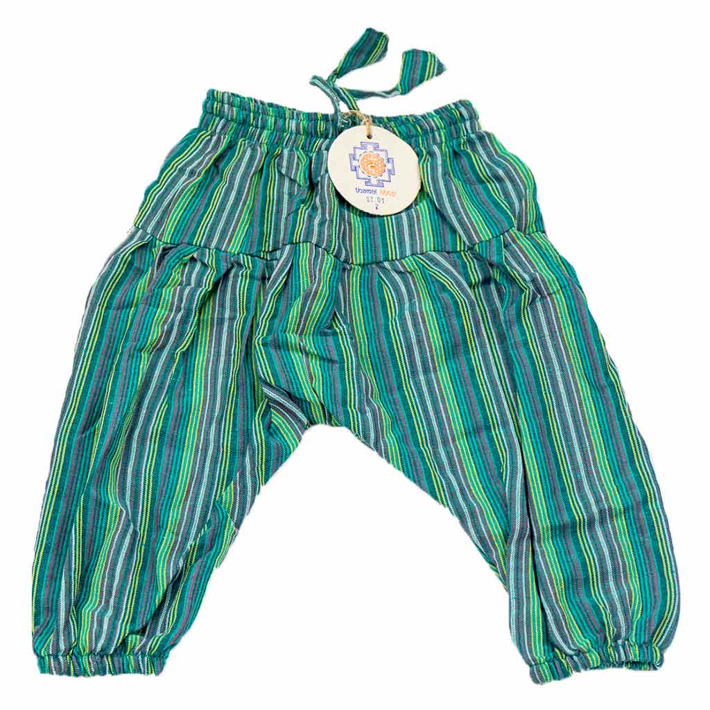 Kids Harem Pants-Thamelshop-Hippie-Nepali-clothing-in-australia