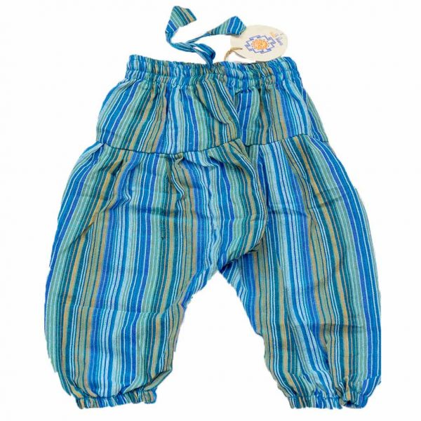 Kids Harem Pants- Thamelshop-Hippiefashion-Nepali-Clothing-In-Australia