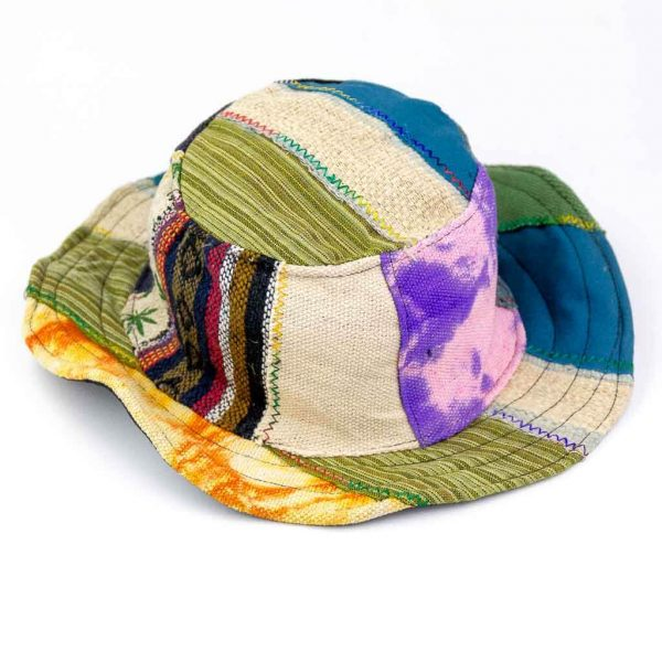 Cotton Hemp Patch Hats Thamel Shop Worldwide Shipping