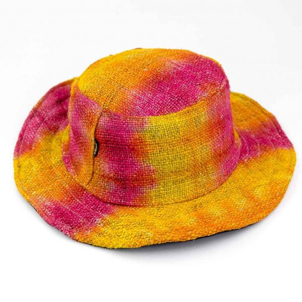 Tie Dyed Hemp Hats