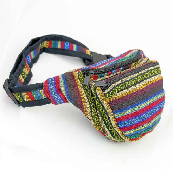 Ethnic Tribal Printed Bum Bags