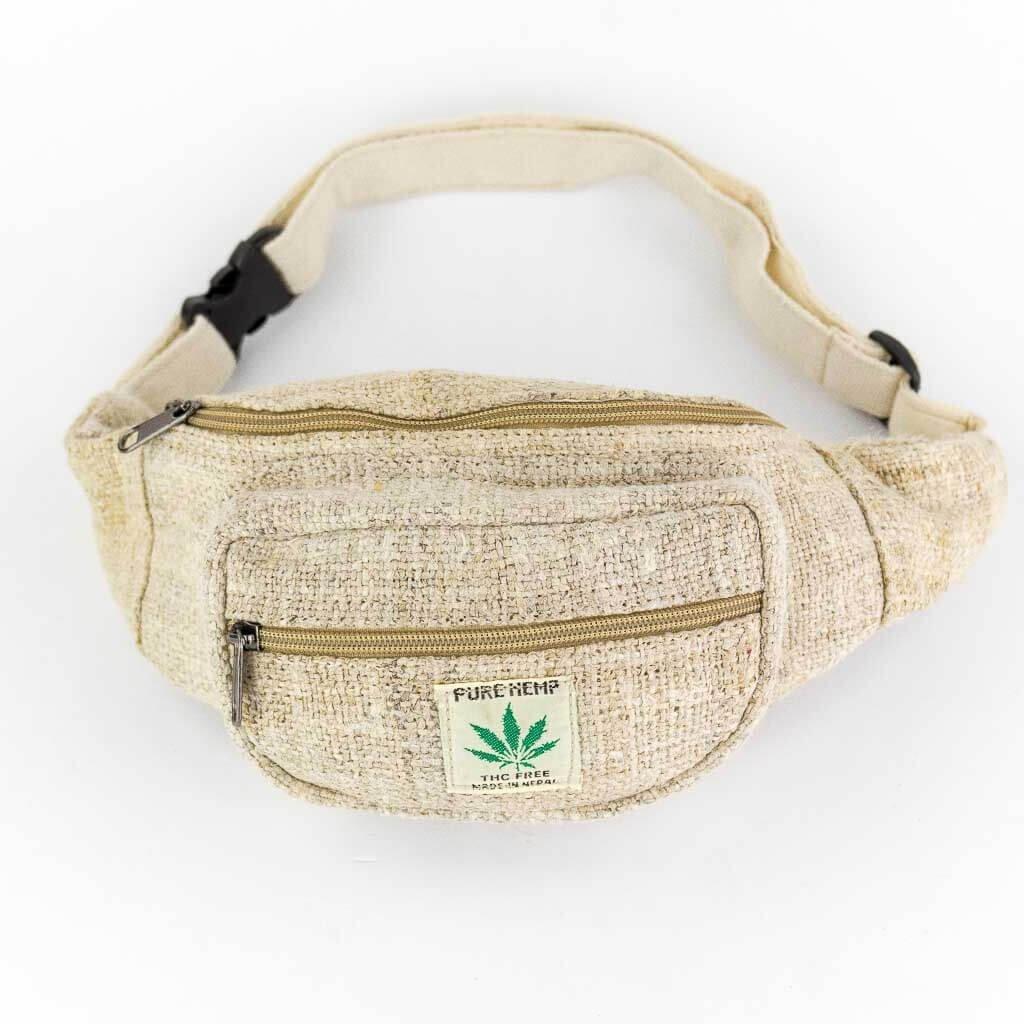 Pure Hemp Bum Bags