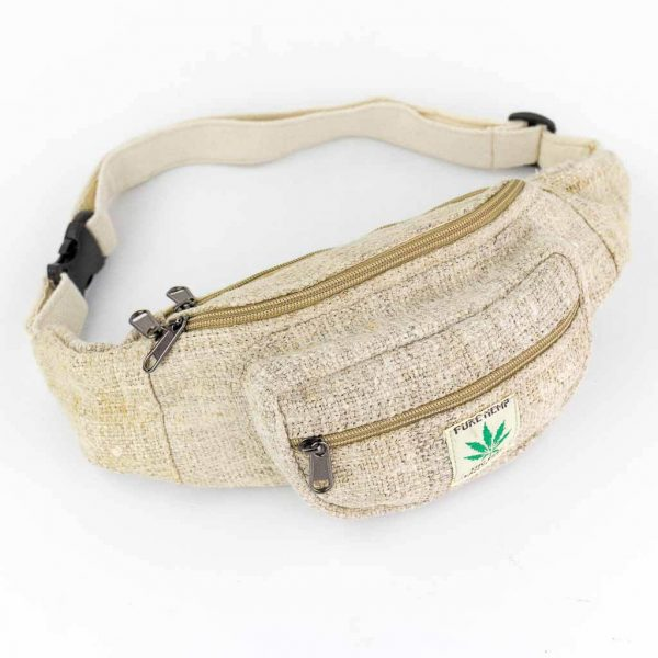 Pure Hemp Bum Bags