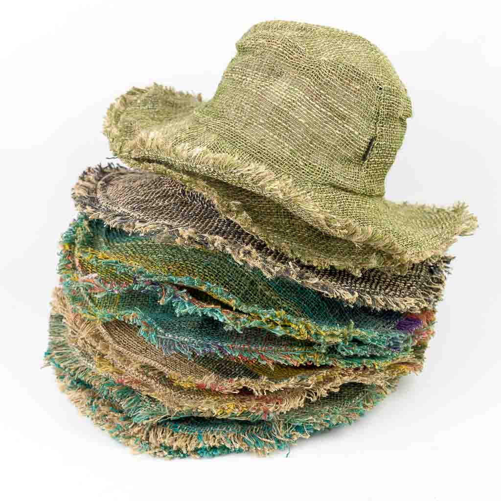 hemp jungle safari hats