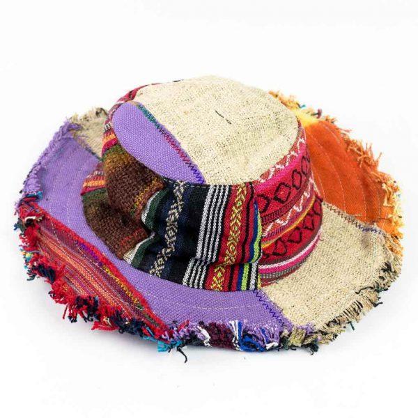 Organic Hemp Patch Hats