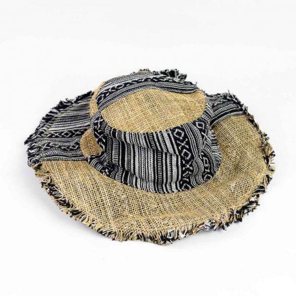 Hemp Patch Hat - Mix Patch