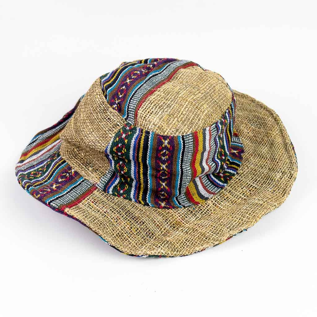 Hemp Patch Hat - Mix Patch